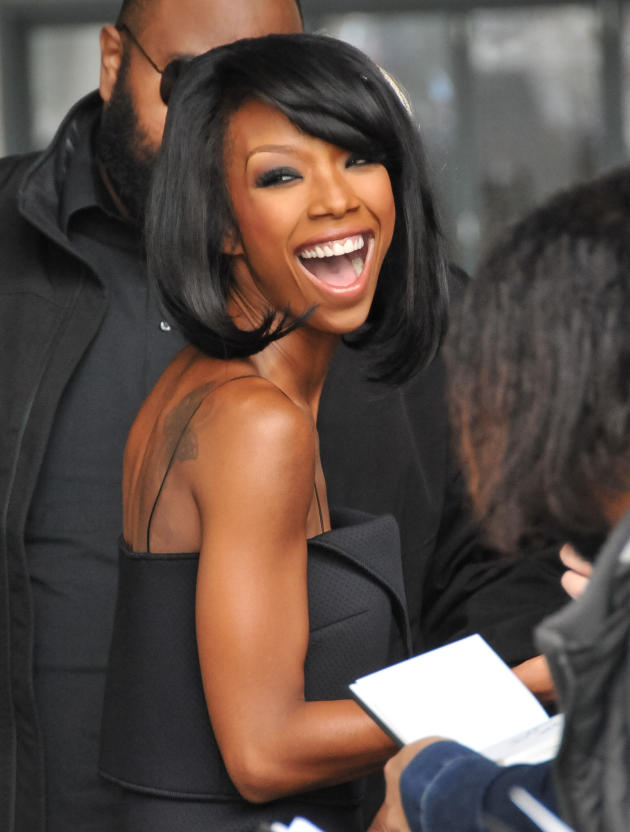 Brandy Norwood Photograph The Black Media