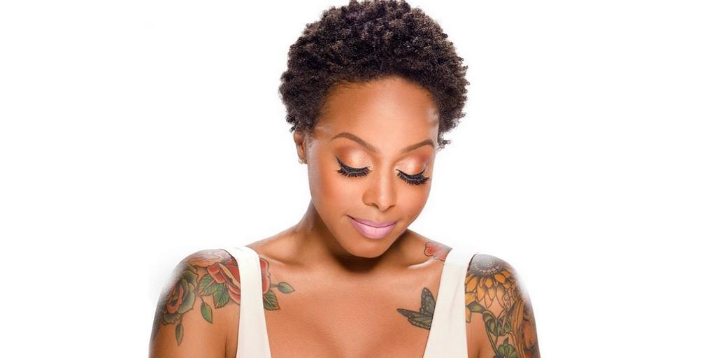 chrisette michele strong black woman the black media